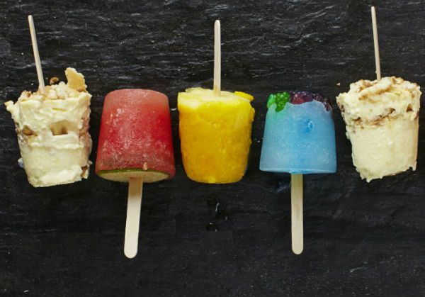 K-Cup Popsicles