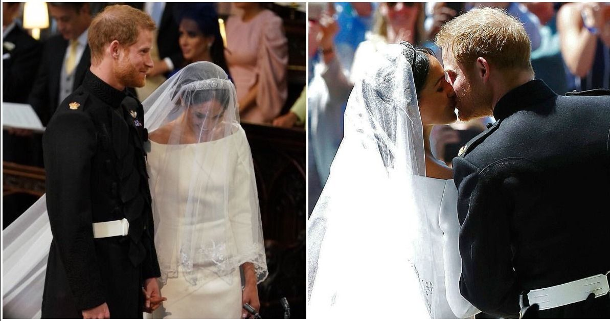 11 Unforgettable Moments From The Royal Wedding