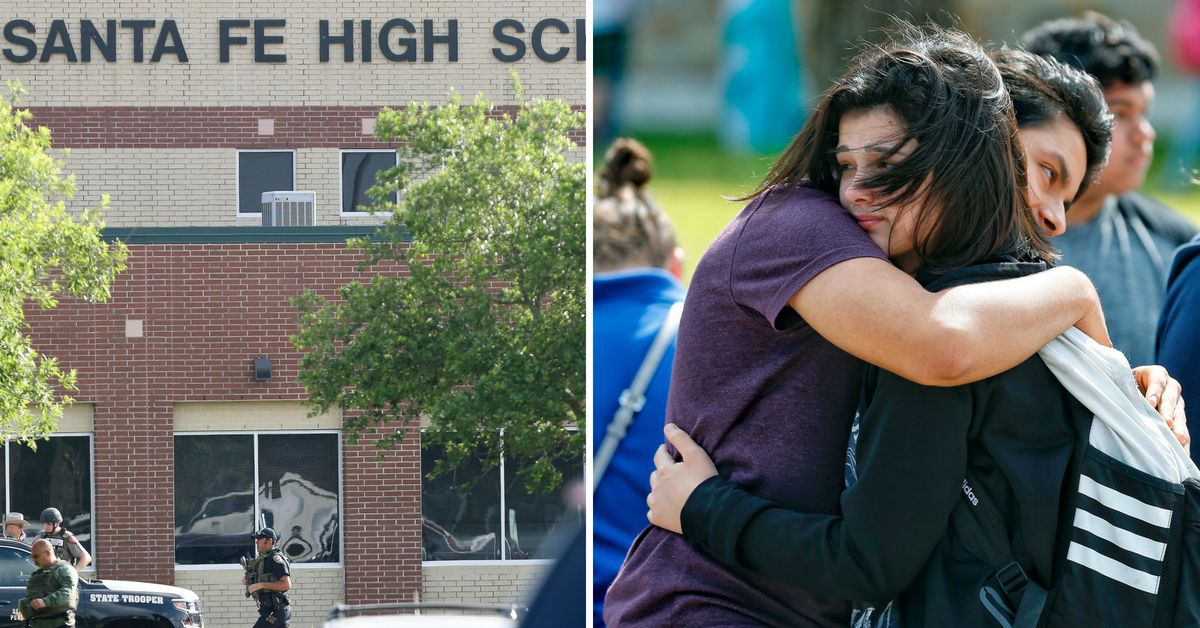 Breaking: Everything We Know About The Fatal Sante Fe High School Shooting