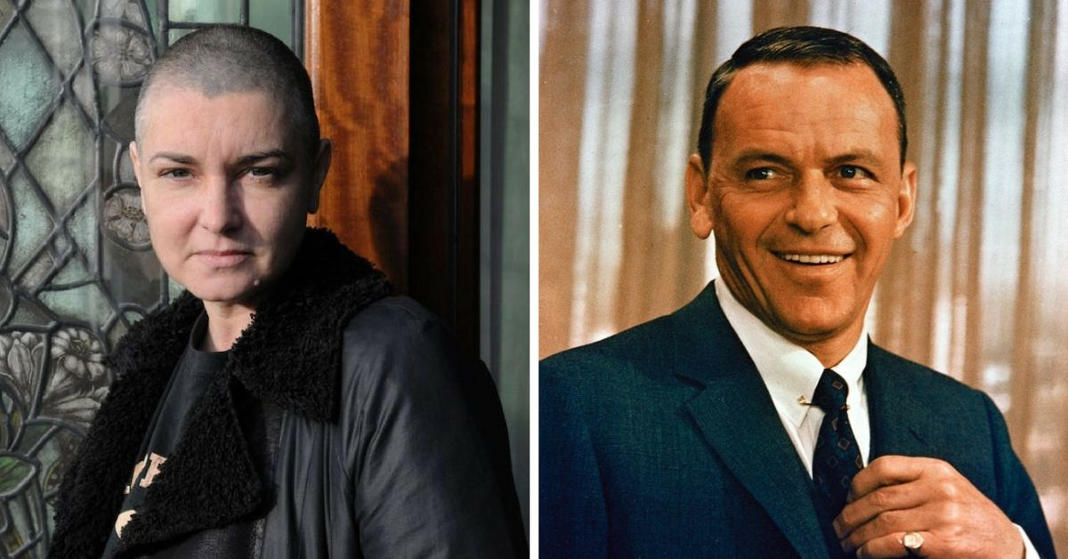 Sinead O'Connor and Frank Sinatra