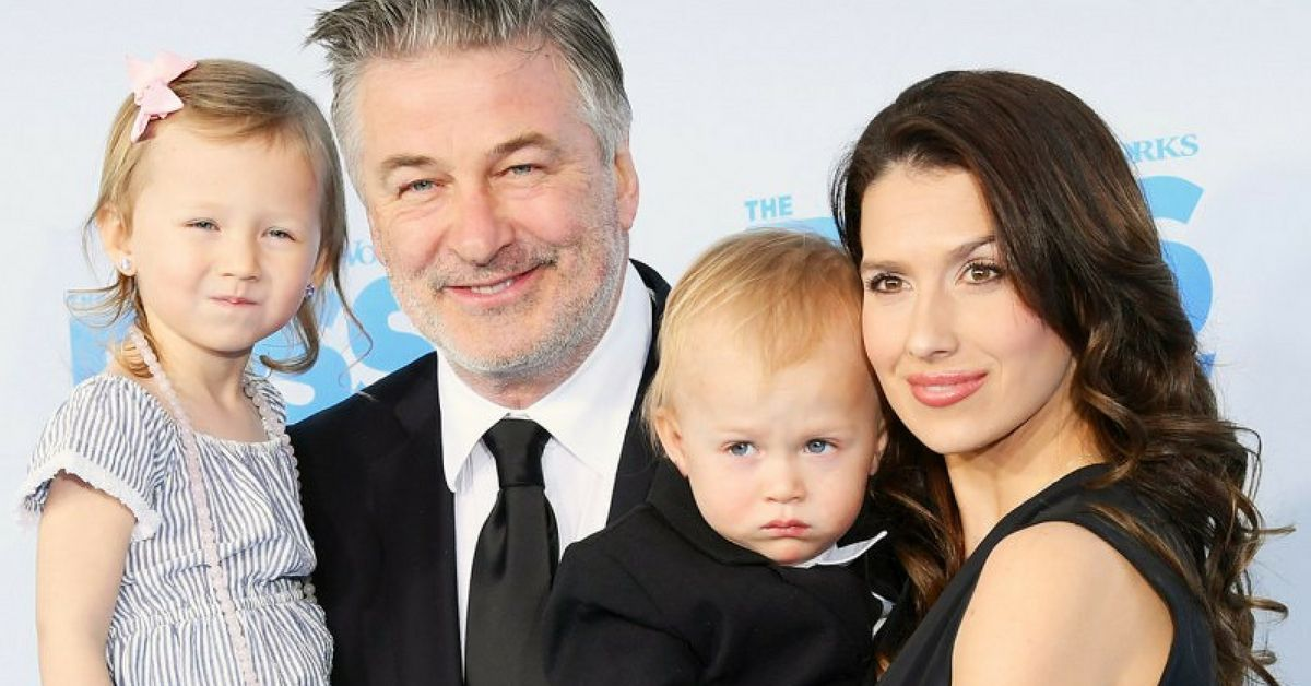 Alec Baldwin And Wife Welcome 4th Child, Reveal Name And New Pictures