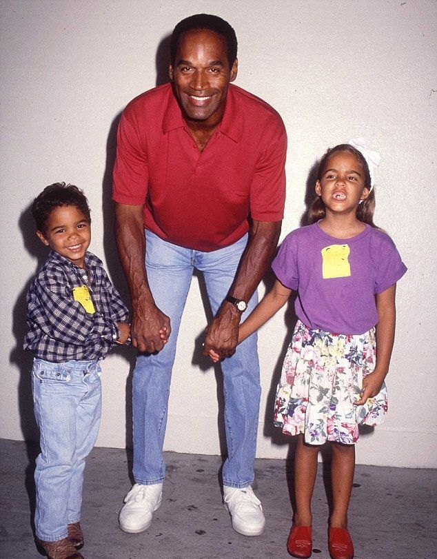 23 Years After The Tri...O J Simpson S Daughter Sydney