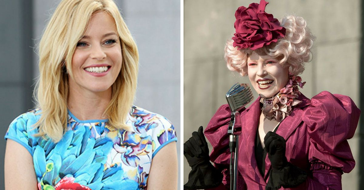 Elizabeth Banks in The Hunger Games
