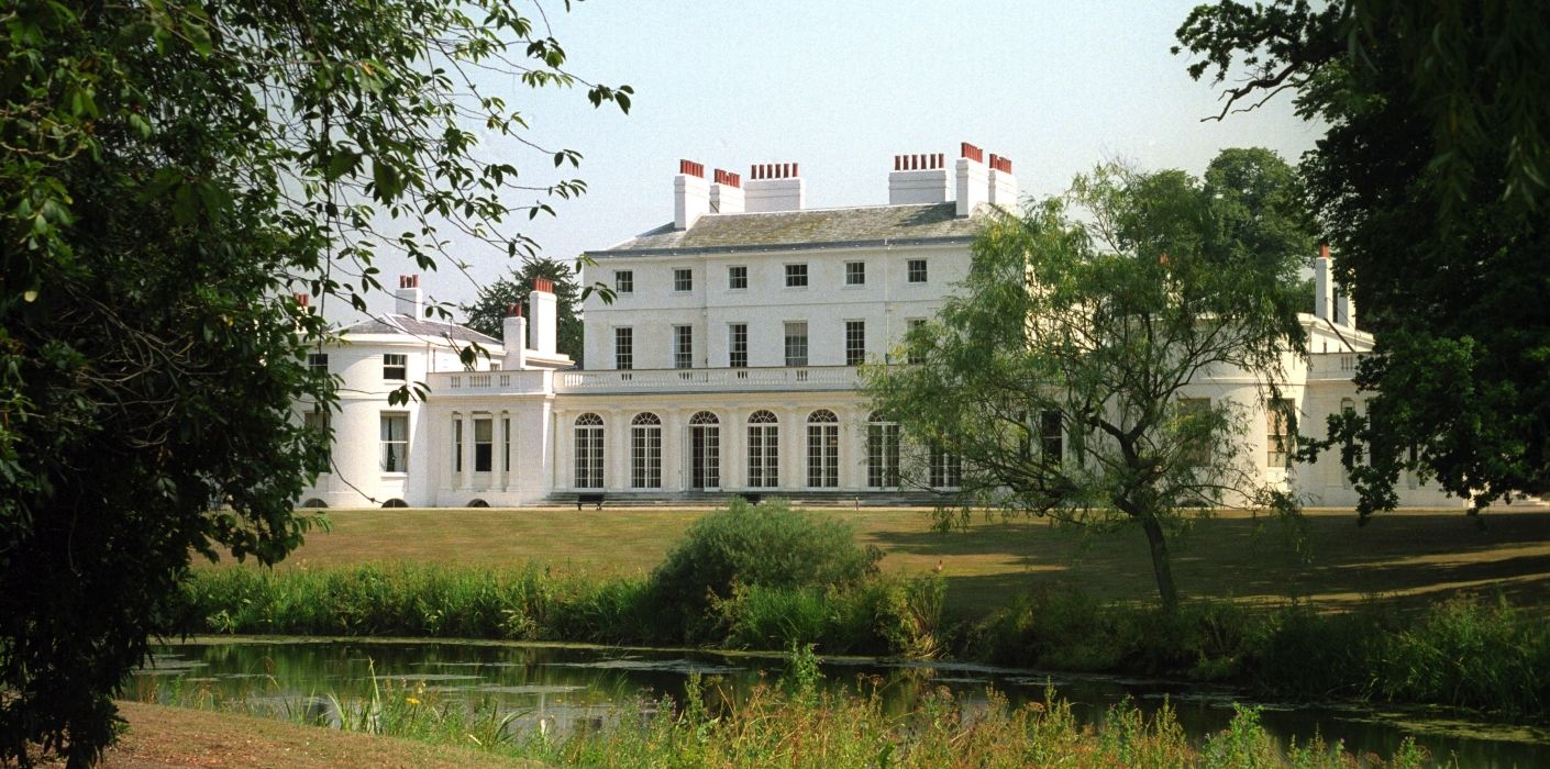 Exterior of Frogmore House