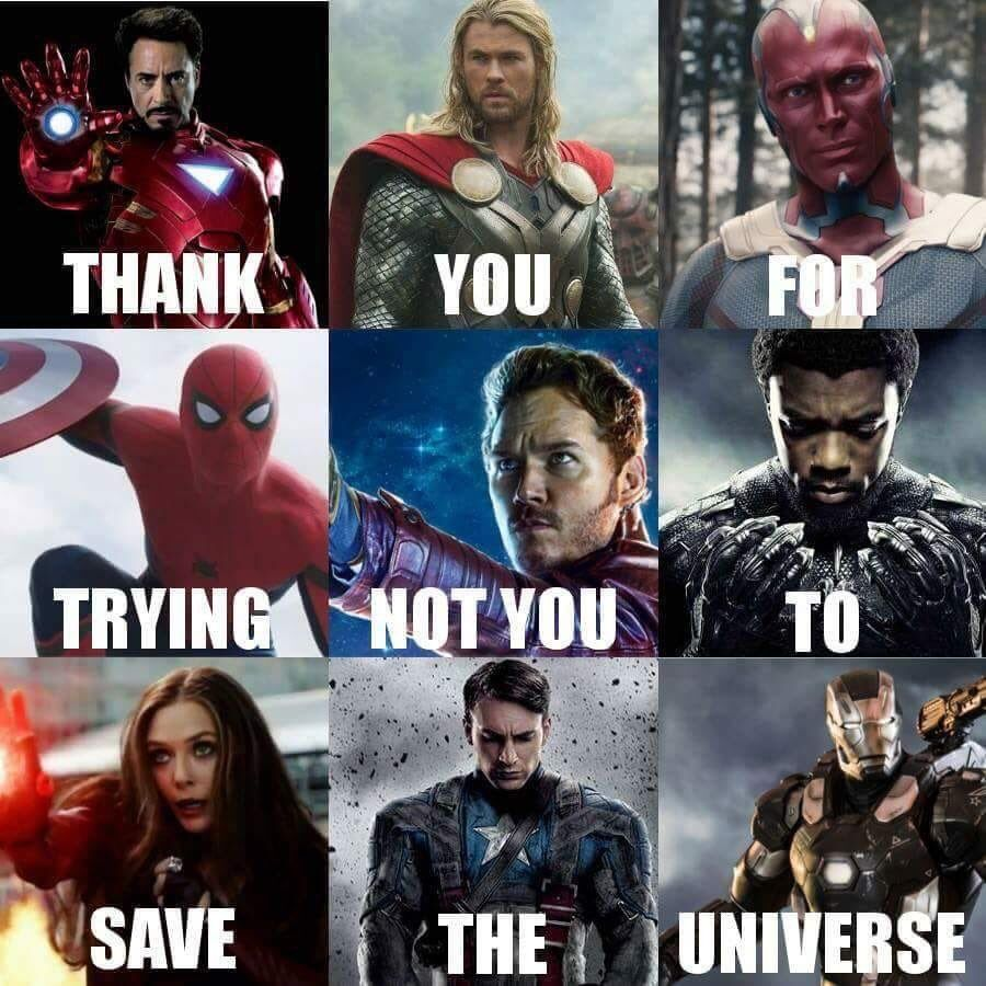 """I Hate May The 4th Be With You: 25 """"Infinity War"""" Memes That Didn't Die At The End Of The"""