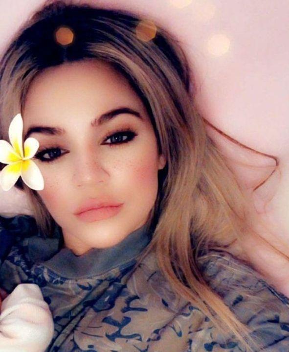 Khloe Kardashian Finally Shares First Photos Of Her Newborn Daughter