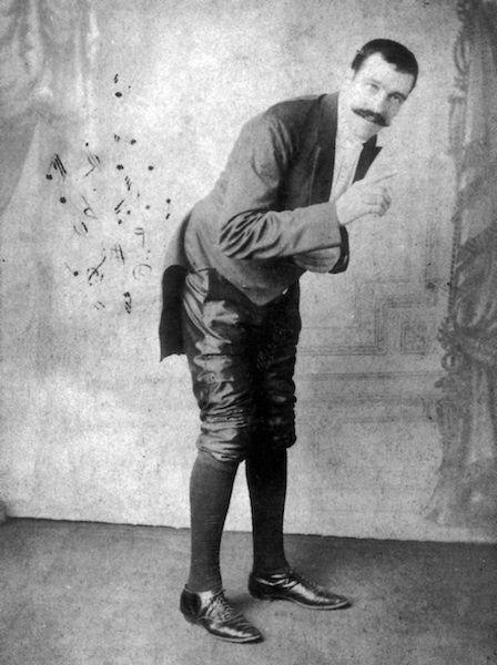 Joseph Pujol farting