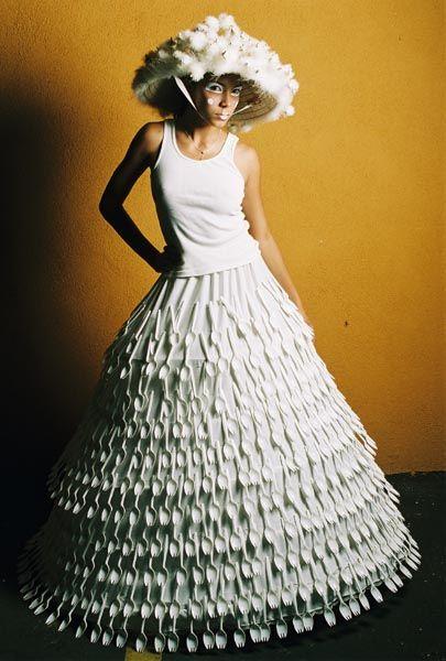A spork dress