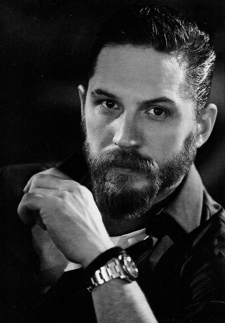 20 Tom Hardy Photos Le...