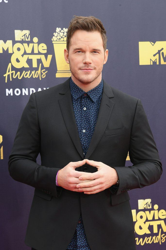 Chris Pratt at the MTV Movie and TV Awards