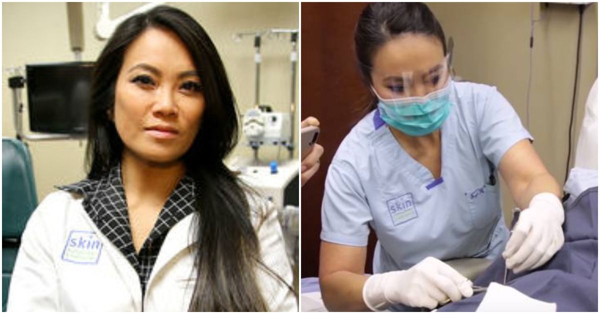 Trailer For Dr  Pimple Popper's New Show Reveals Her Worst Cases Ever