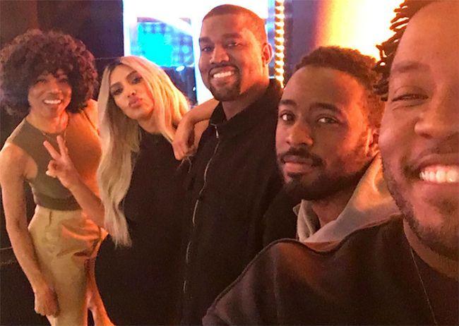 Kanye Family Feud
