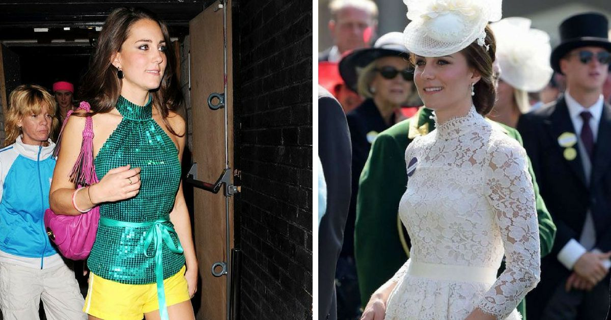 9 Times Kate Middleton