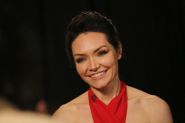 """Katrina Lenk won a Tony Award for her role in """"The Band's Visit"""""""