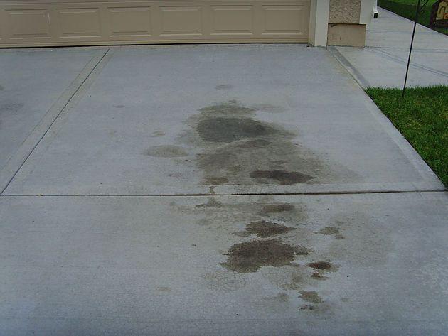 Oil Spots