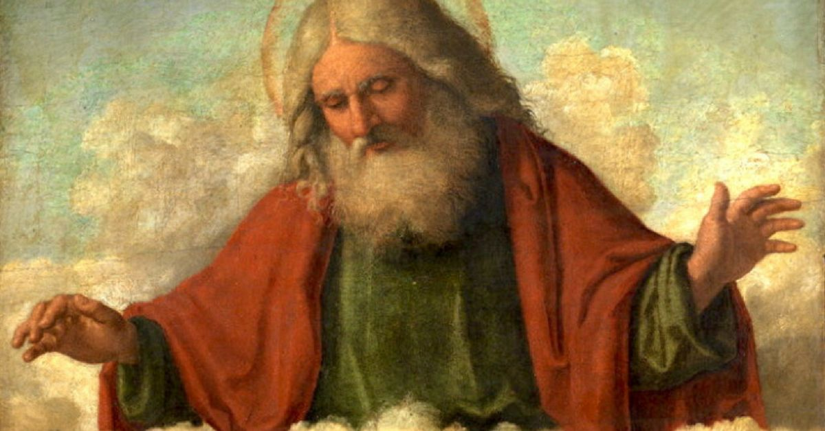 Study Suggests What The Face Of God Looks Like, And It