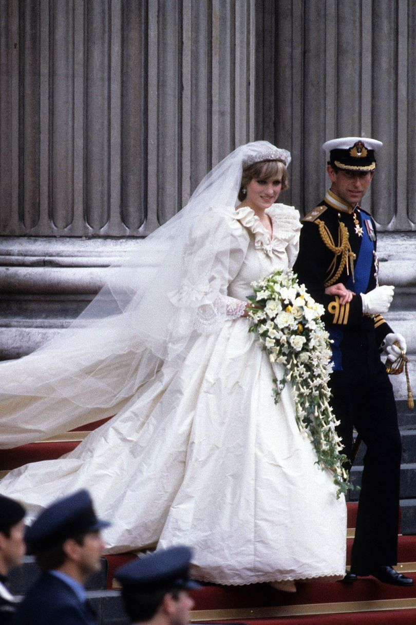 Diana and Charles wedding