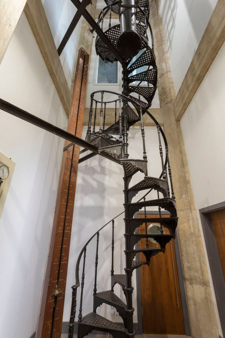 Another staircase