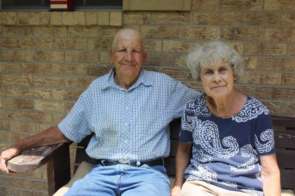 Mary and Tom Mizell