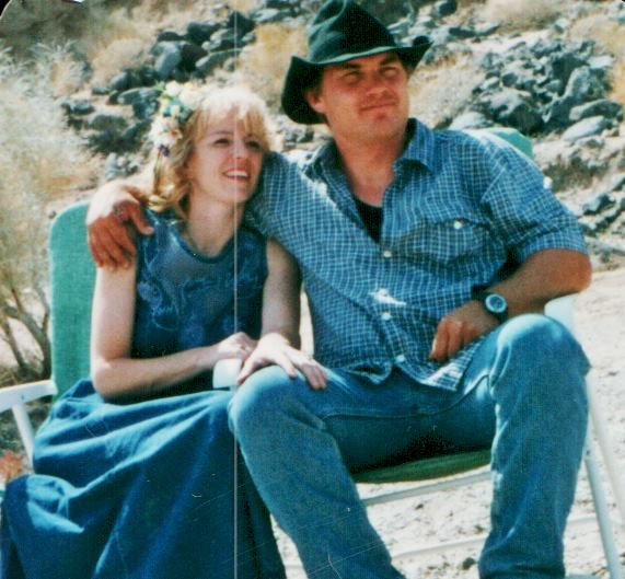 Liz and Brad