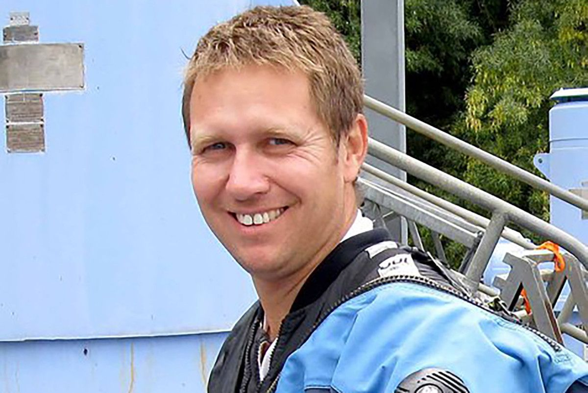 Dr. Richard Harris
