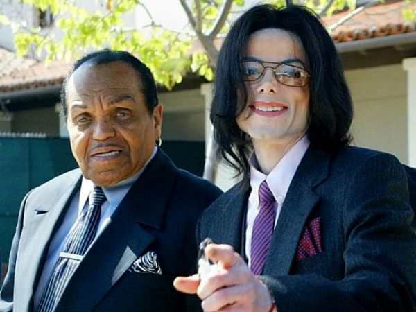 Joe Jackson Michael Jackson