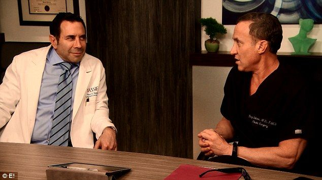 Dr. Terry Dubrow and Paul Nassif