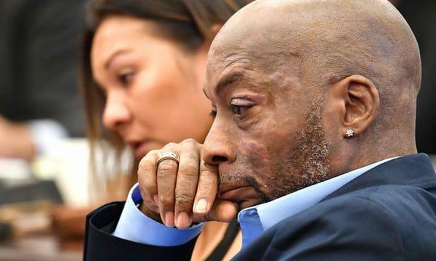Dewayne Johnson in court