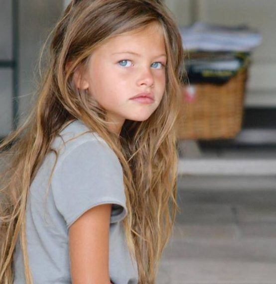 Thyland Blondeau at 6