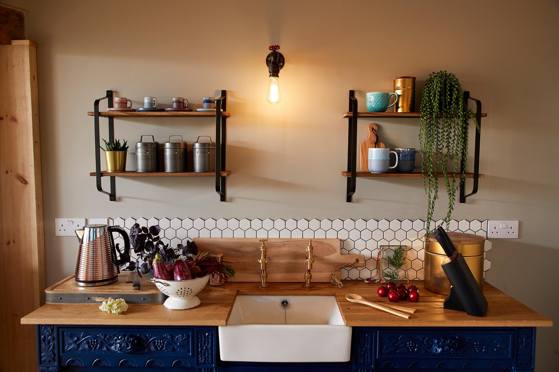 The kitchen sink