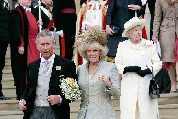 Charles Camilla wedding.