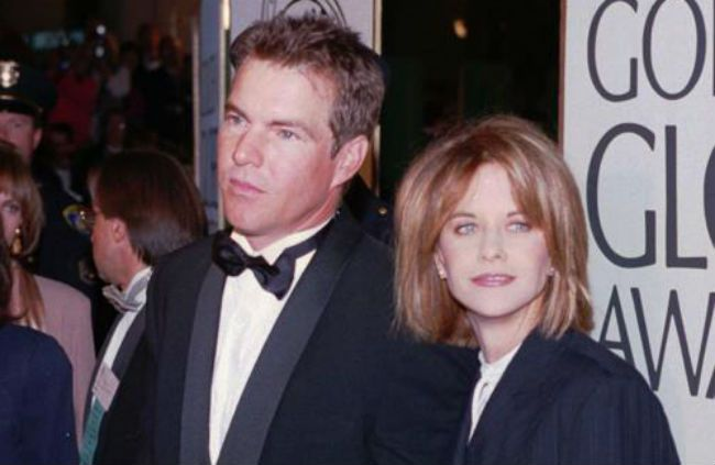 Dennis Quaid Meg Ryan