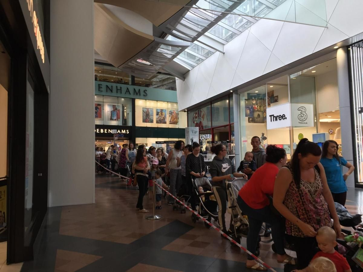 build a bear sale lines