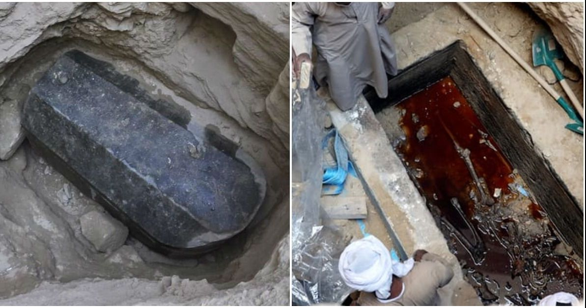 Experts Found The Last Thing Anyone Expected In Egyptian Mystery Tomb