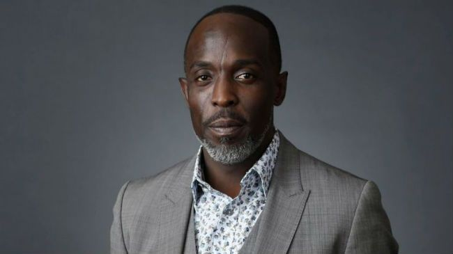 Michael K. Williams scar