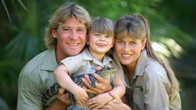 Steve Irwin Bindi