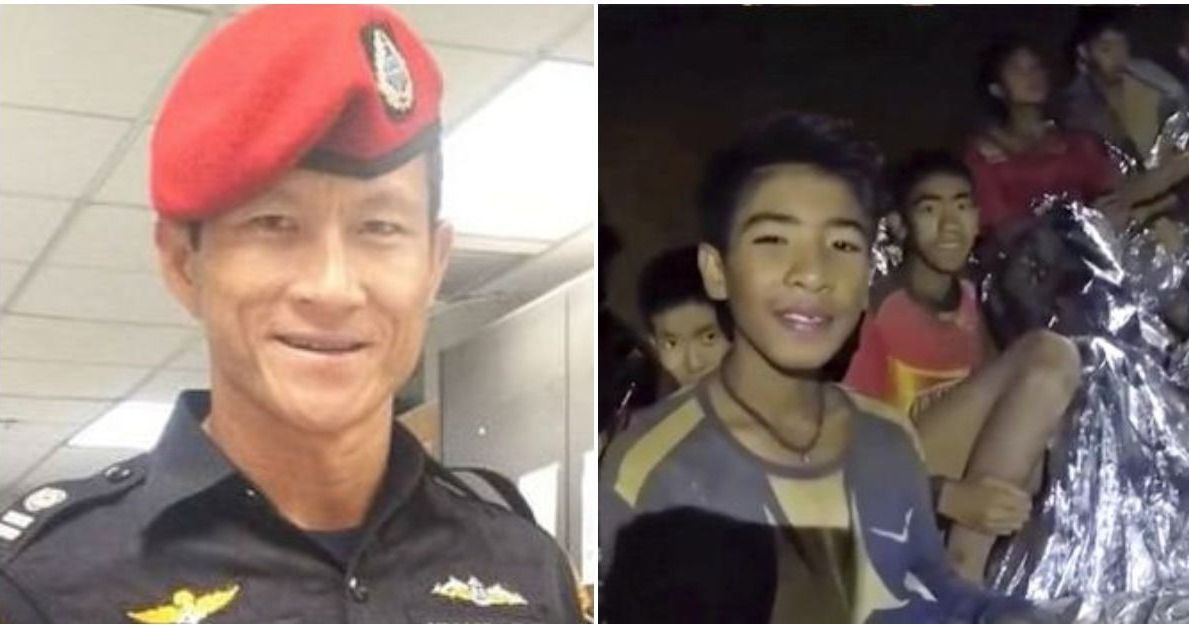 Image result for prayers for thai boys and thai navy seals