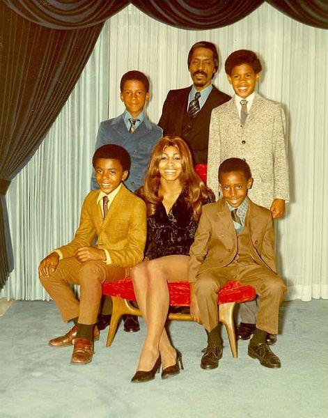 Tina Turner Craig Turner