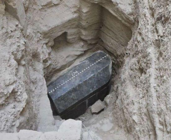 Egypt scarcophagus