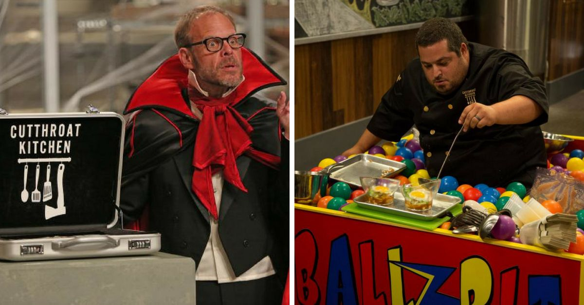 12 Times Cutthroat Kitchen Sabotages Came From Satan Himself