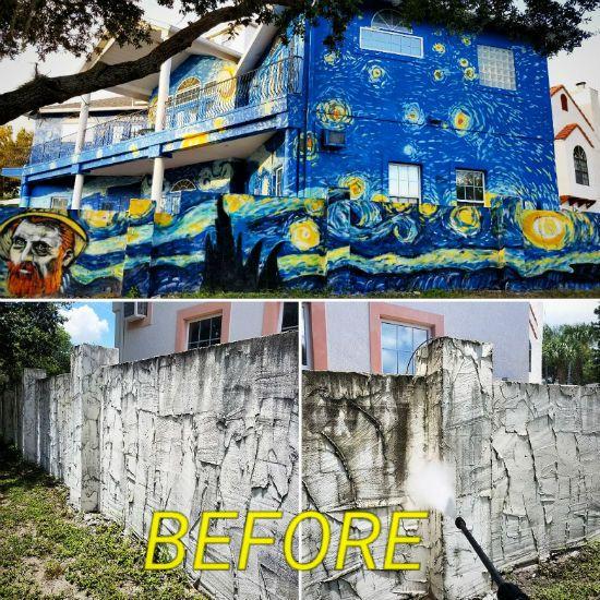 Van Gogh House