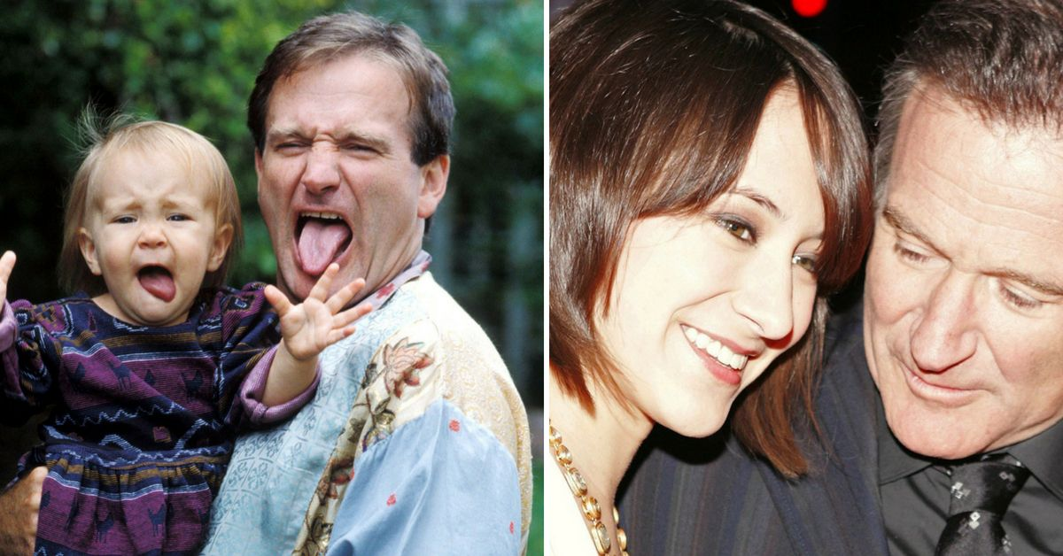 Robin Williams' Daughter Opens Up About The Painful Time Of Year Ahead Of His Birthday