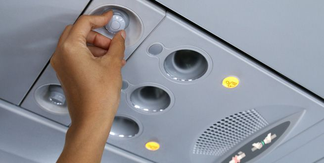 Airplane Vents