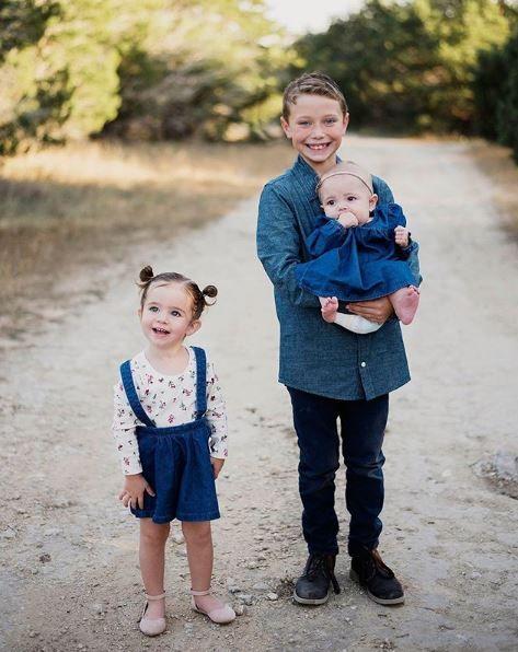 Bristol Palin's three children