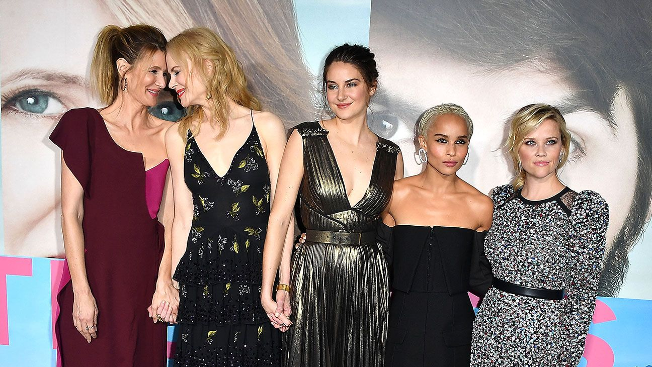 "The cast of ""Big Little Lies"""