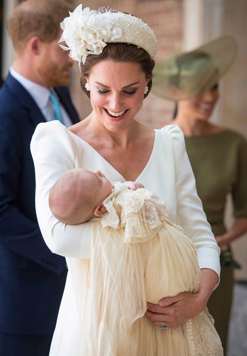 Kate and Louis