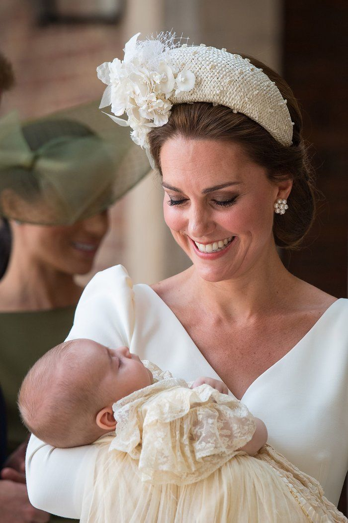 Prince Louis and Kate