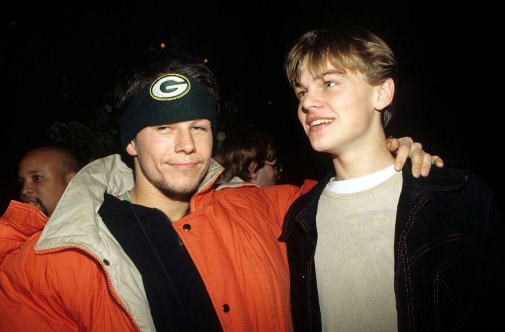 Marky Mark and Leo