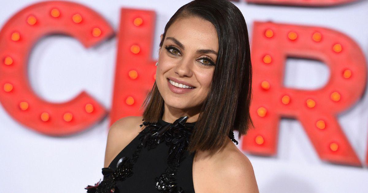 Mila Kunis Finally Speaks Out On Pregnancy And Divorce Rumors