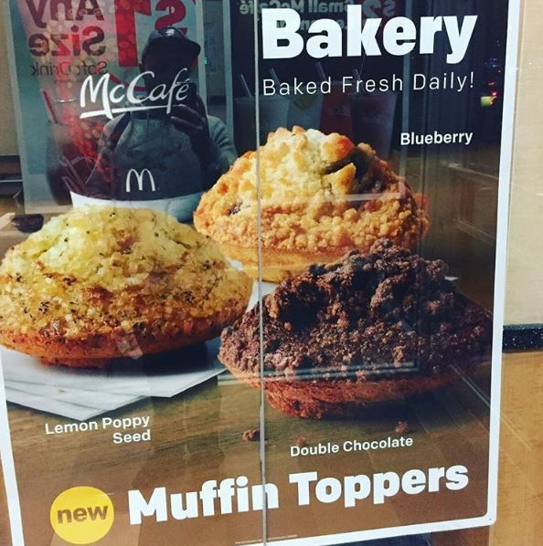 Muffin Toppers